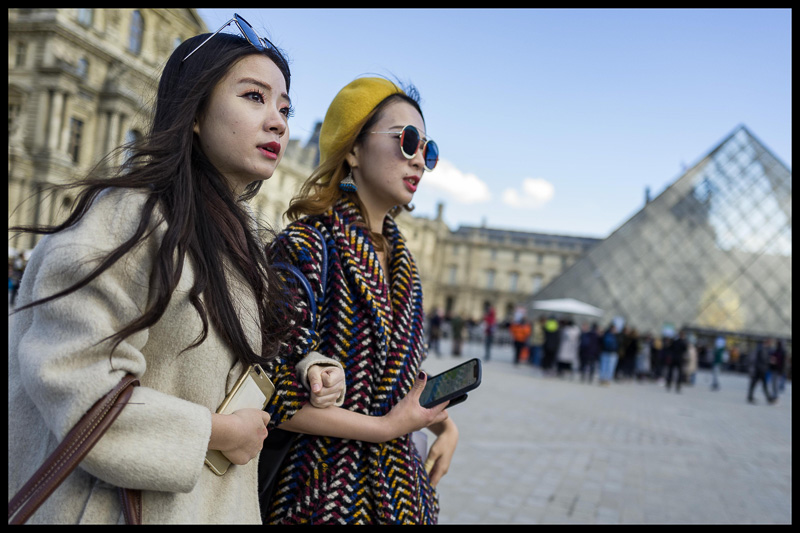 Paris street photo